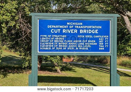 Cut River Bridge