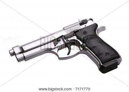 Modern automatic gun