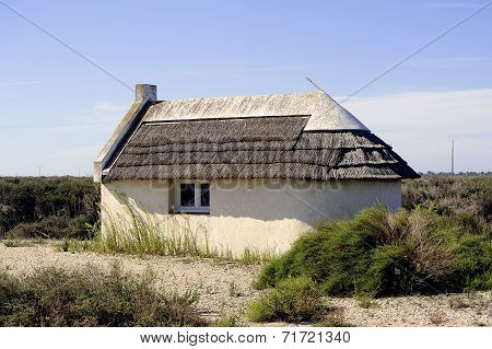 Traditional House Of Camargue