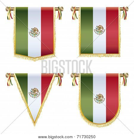 Mexican Pennants