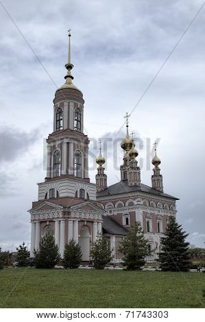 Church of Saint Archangel Michael. Suzdal, Golden Ring of Russia.