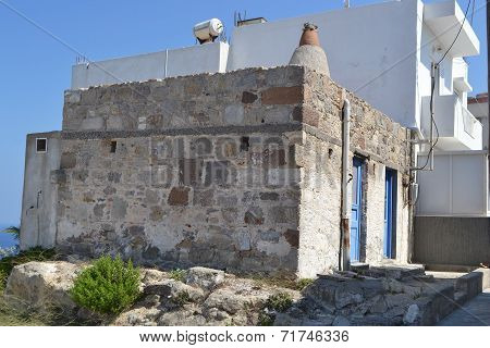 Old House In Kefalos