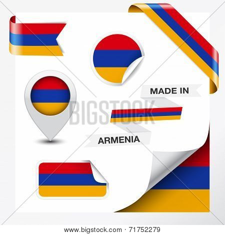 Made In Armenia Collection