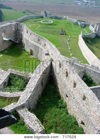 Spis Castle Overview