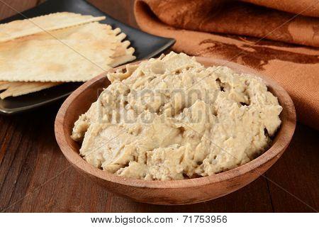 Black Olive Hummus