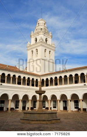 San Francisco Xavier University, Sucre, Bolivia.