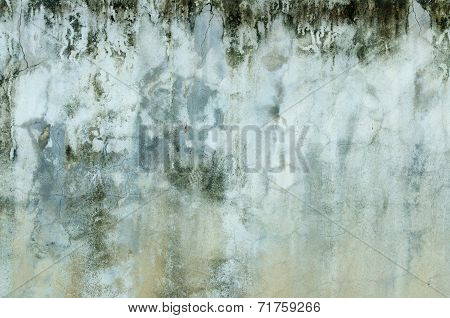 Cracked Concrete Retro Wall Background,old Wall