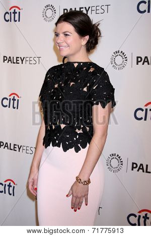 LOS ANGELES - SEP 10:  Casey Wilson at the Paley Center For Media's PaleyFest 2014 Fall TV Previews - NBC at Paley Center For Media on September 10, 2014 in Beverly Hills, CA
