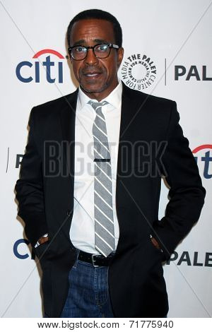 LOS ANGELES - SEP 10:  Tim Meadows at the Paley Center For Media's PaleyFest 2014 Fall TV Previews - NBC at Paley Center For Media on September 10, 2014 in Beverly Hills, CA