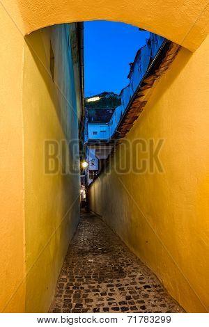 Brasov, Rope Street, Transylvania