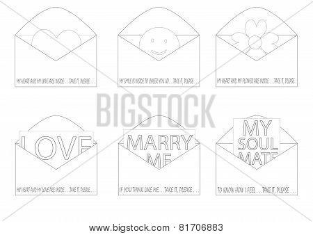 Linear Loves Inside Envelope