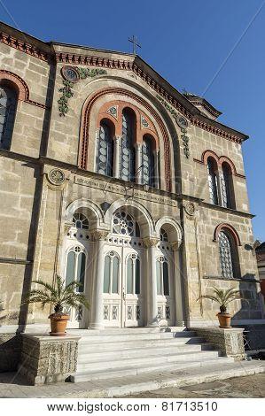 Aya Kiryaki Greek Orthodox Church, Istanbul, Turkey
