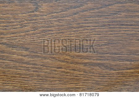 Wooden Surface Of A Longitudinal Section