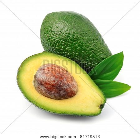 Ripe Avocado