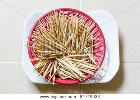 Wooden Tooth Picks