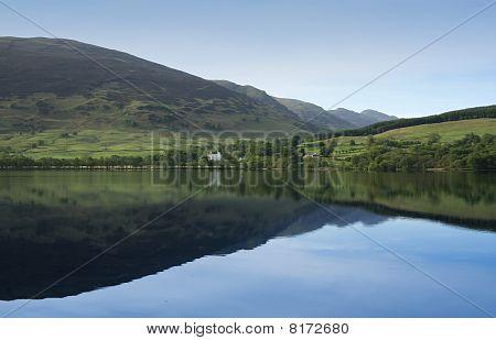 Loch Earn Calm Blue Waters