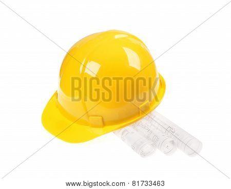 Yellow helmetmeter