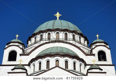 Saint Sava Church, Belgrad, Serbia