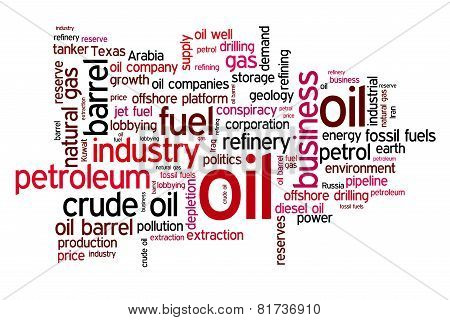 Oil Words