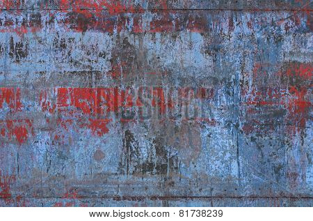 Grungy Metal Texture