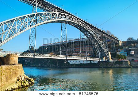 Eiffel Bridge, Porto