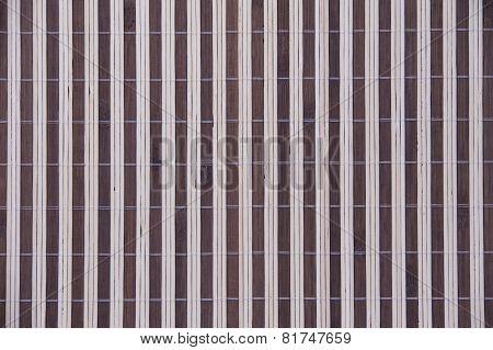 Wooden Straw Baskground