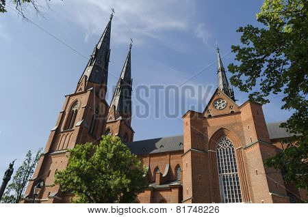 Swedish cathedral