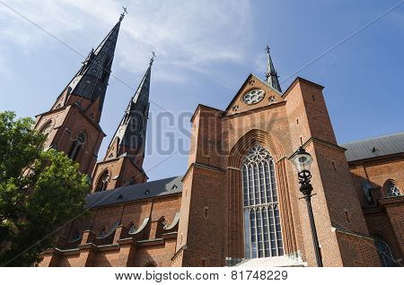 Swedish cathedral