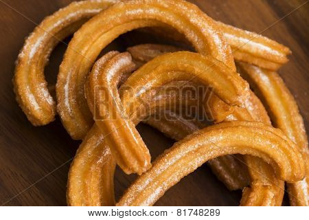 Deliciuos Spanish Churros
