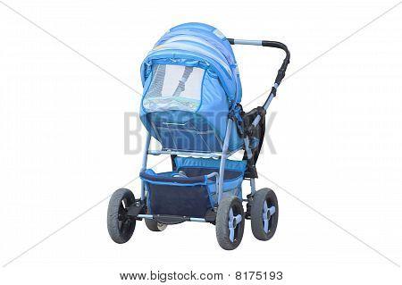 Blue Perambulator