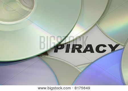 Dvd And Word Of Piracy