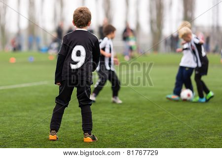 Soccer Training For Boys