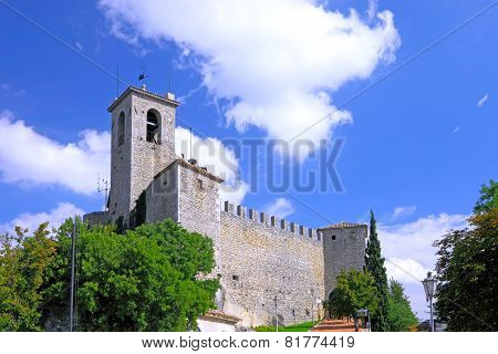 Republic Of San Marino, San Marino Tower.