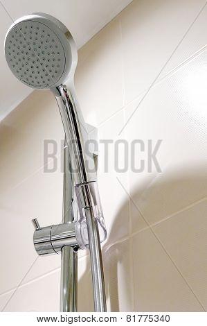 Modern Designer   Shower In Bathroom.