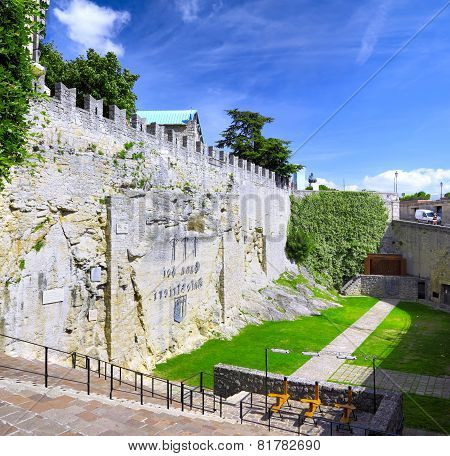 Republic Of San Marino,italy