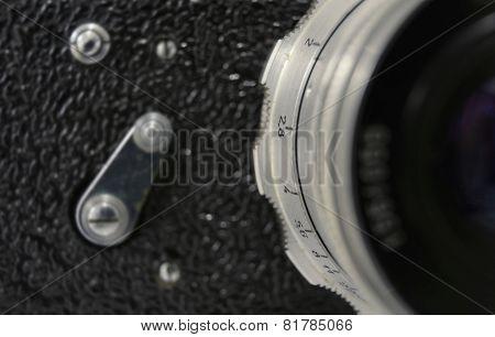 Old Camera Detail