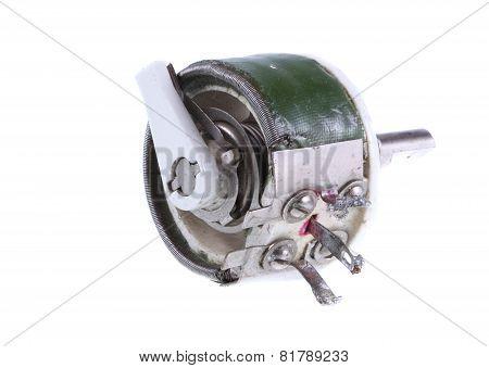Old, Vintage Resistor