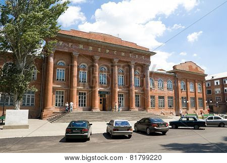 Taganrog Technological Institute. Russia