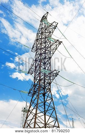 Power Transmission Line.