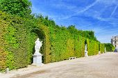 picture of versaille  - VERSAILLES FRANCE  - JPG