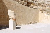 picture of hatshepsut  - Statue of Queen Hatshepsut  - JPG