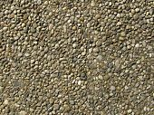 pic of paving stone  - Photo of paving made of little stones - JPG