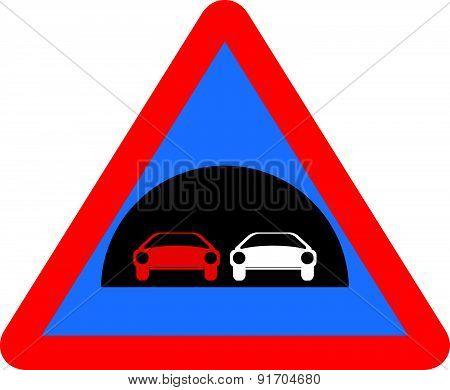 tunel sign