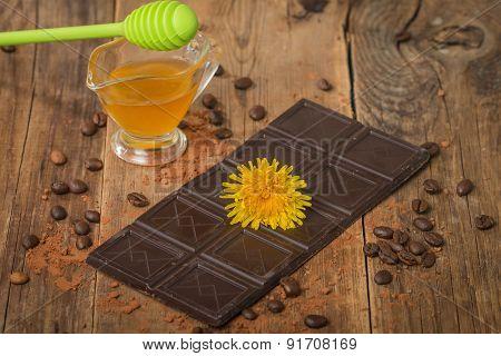 Milk Chocolate With Honey