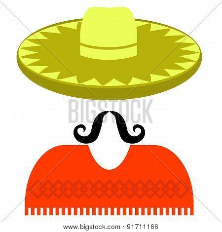 Hat Mustache