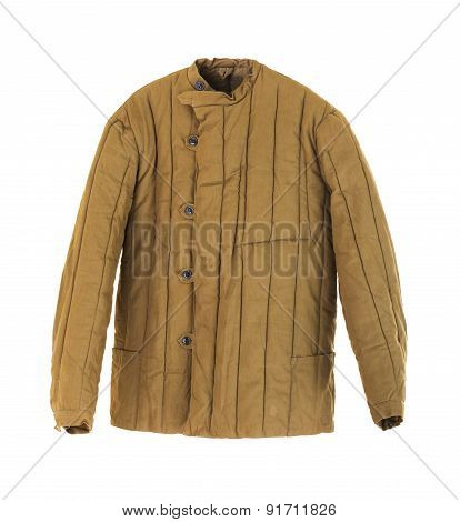 Russian Soldier Winter Uniform Jacket