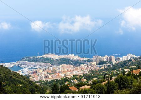 view of Principality of Monaco