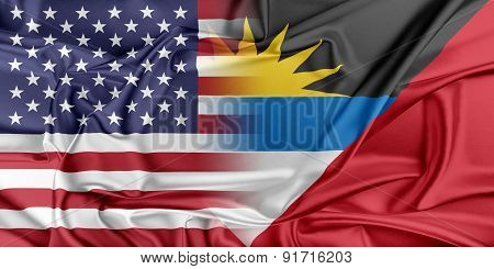 USA and Antigua Barbuda