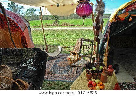 Gypsy camp 3