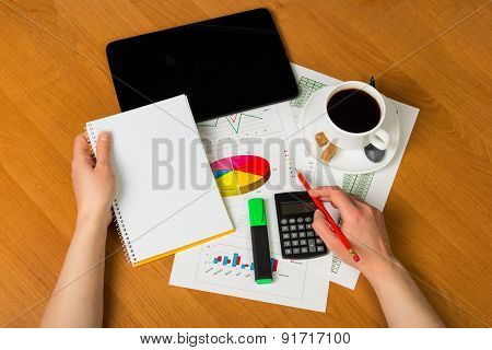 Business report documents